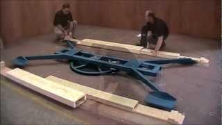 Merlin® Major revolving platform - Step by step assembly thumbnail