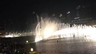 Water Show at Burj Khalifa(Enrique Iglesias Song)- Full HD Video.
