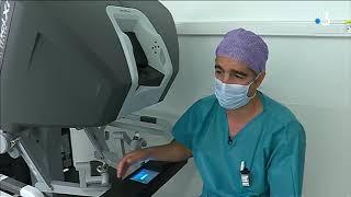 L'hôpital de Valenciennes réalise sa première opération chirurgicale assistée par un robot