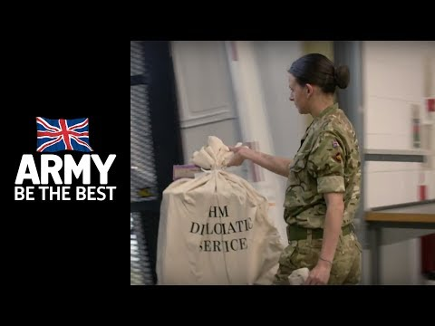 Postal Courier - Roles in the Army - ArmyJobs
