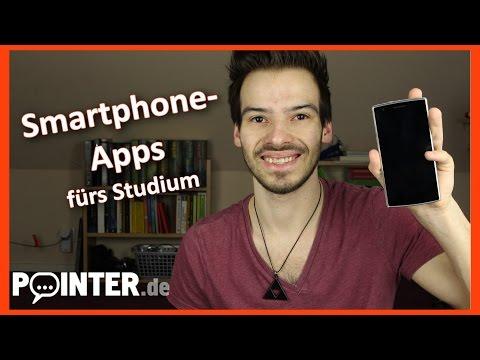 Patrick vloggt - Smartphone-Apps für Studenten (Teil 1)