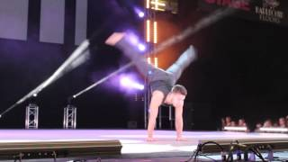 Recovery | James Arthur | Move It 2014 - Lukas McFarlane
