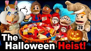 SML Movie: The Halloween Heist!