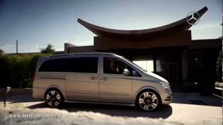 Mercedes Benz Viano PEARL Limited Edition 2013 Videos