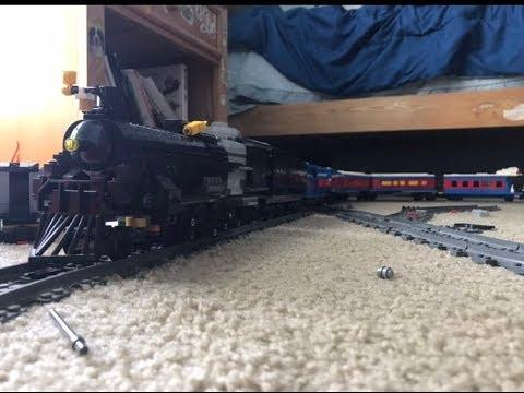 polar express lego train set # 22