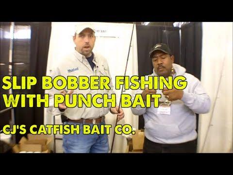 *Slip Bobber Fishing* - Catfishing With Slip Corks Using Punch Bait