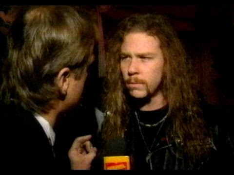 Metallica - Justice On Wheels [1989.04.08] Full T.V. Broadcast