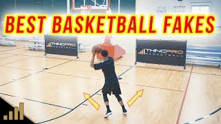 How to: DEADLY Basketball FAKE Moves to Beat your Defender EVERY TIME!