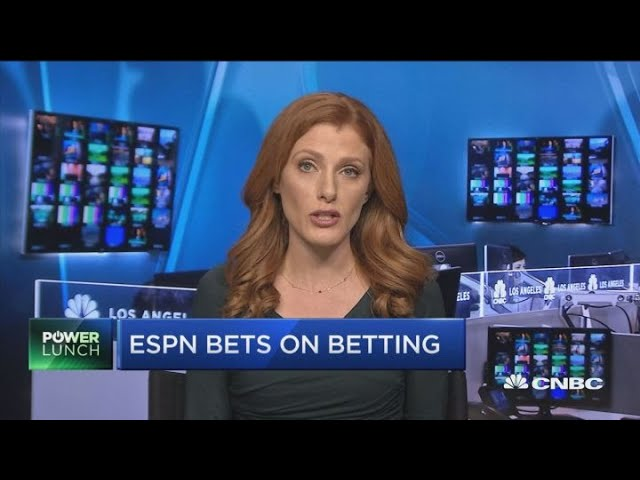 Espn Launches Daily Sports Betting Show Youtube