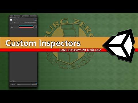Unity Custom Inspector