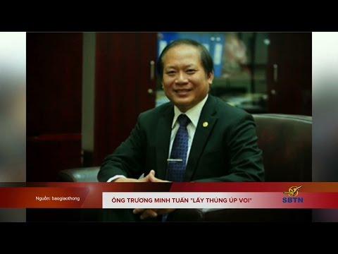 """Ông Trương Minh Tuấn """"lấy thúng úp voi"""""""