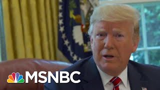 Trump: FBI Wrong On Prohibition Against Accepting Election Help From Foreign Govt | Hardball | MSNBC