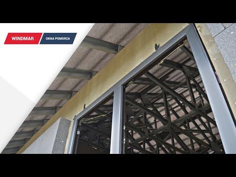 Jak zamontować okna w domu szkieletowym o stalowej konstrukcji