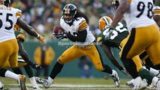 Pittsburgh Steelers--Renegade--Troy Polamalu