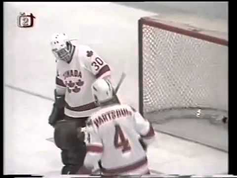 Czechoslovakia Canada 27 April 1982 Ice Hockey Championship
