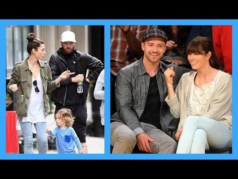 Jessica Biel And Justin Timberlake- Beautiful Moments