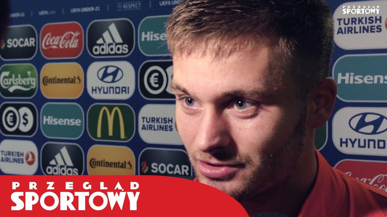 EURO U21. Karol #Linetty po meczu Polska – Słowacja 1:2
