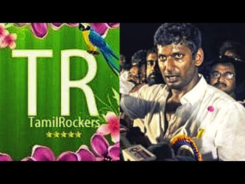 FIR ON PIRATED WEBSITES: Tamil Rockers in...