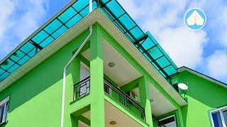 ГДЕ ОСТАНОВИТЬСЯ в АДЛЕРЕ  Гостевой дом Надежды 11(resorts-hotels.org Узнать цены и забронировать номер можно на ..., 2015-07-06T18:55:35.000Z)