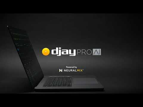 djay Pro AI for Mac - Isolate beats, instruments, and vocals in real-time!