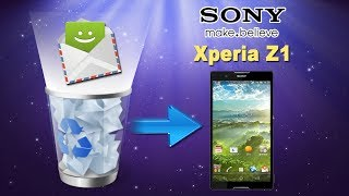 How to Recover Deleted SMS Text Messages from Sony Xperia Z1 by Sony Xperia Z1 Data Recovery