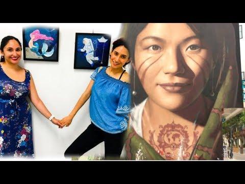 Making MONEY in CHINA as an ARTIST? Art Exhibition Shenzhen