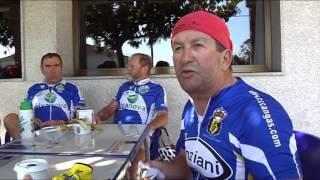 Veteranos en Bici TVG - Chiño - Club Ciclista Cangas