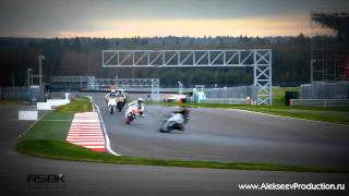 V этап RSBK Moscow Race Way 2012 mp4
