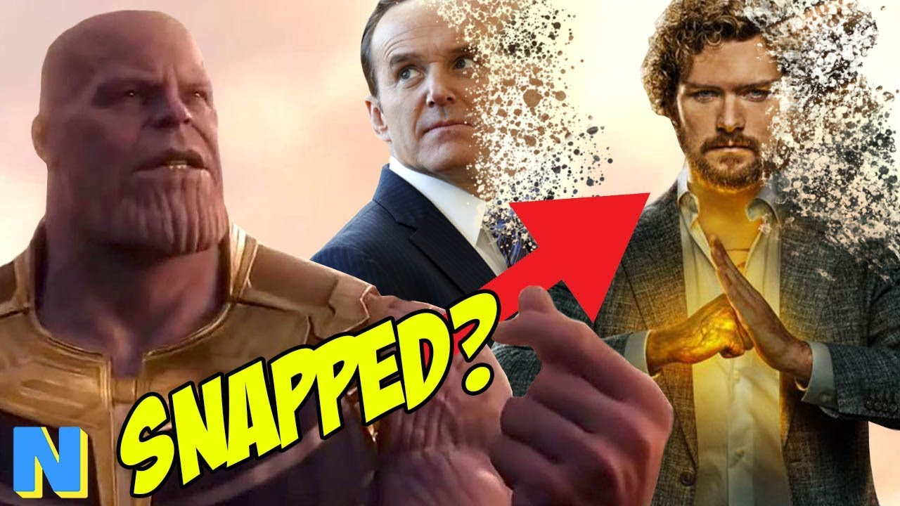 Will Thanos Snap Affect Marvel Television Nw News