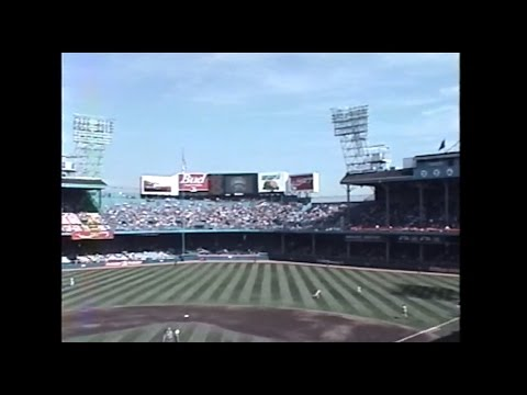 Tiger Stadium Detroit 1999