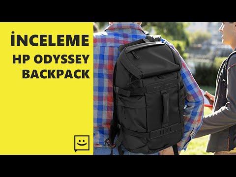 96862ae2c413e HP Odyssey Backpack - İnceleme - YouTube