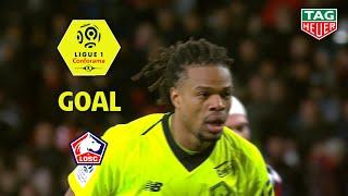 Goal Loïc REMY (90' +4 pen) / EA Guingamp - LOSC (0-2) (EAG-LOSC) / 2018-19