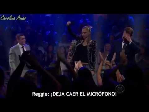 Drop The Mic: Cara Delevingne & Dave Franco [Sub Español]