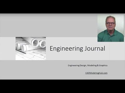 Keeping An Engineering Journal