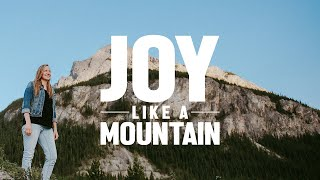Joy Like a Mountain Book Trailer - Available Now