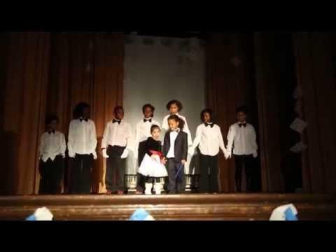 GEE White Academy -Winter on Broadway