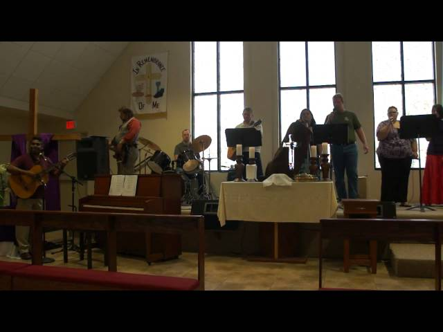 KUMC Praise Band: Enter into Jerusalem (We Gon Celebrate) - low res Travel Video