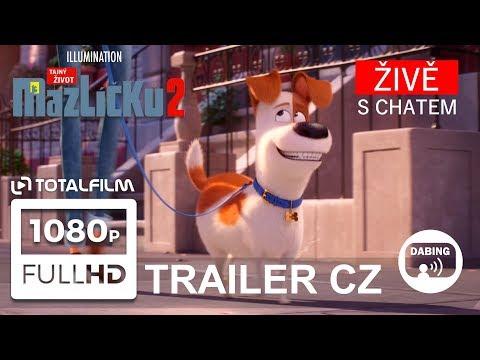 Tajný život mazlíčků 2 (2019) CZ dabing HD trailer