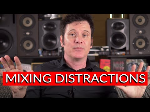 Dealing with Distractions While Mixing | FAQ Friday - Warren Huart: Produce Like A Pro