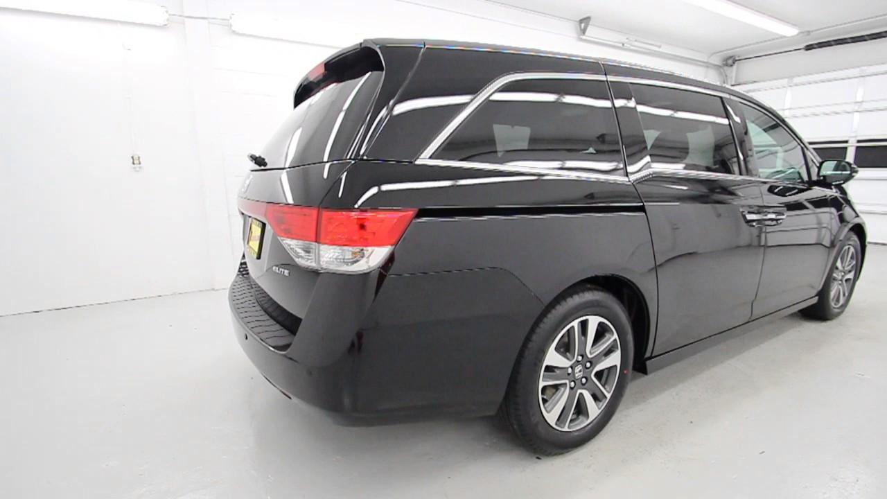EB007663 | 2014 Honda Odyssey Touring Elite | HondaofBurien | Crystal ...