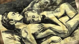 """Анатомия любви, картина """"Нежность"""", Андрей Кулагин,2015"""