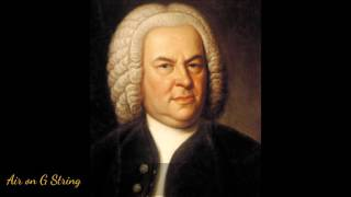 Bach - Air On G String (Piano)