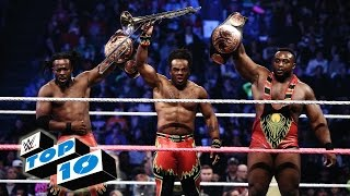 Top 10 SmackDown Moments: WWE Top 10, Oct. 15, 2015