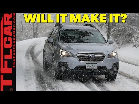 We Gave the Subaru AWD System Another Try, Then This Happened...