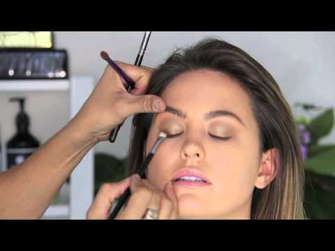 Jesinta Campbell Make up tutorial
