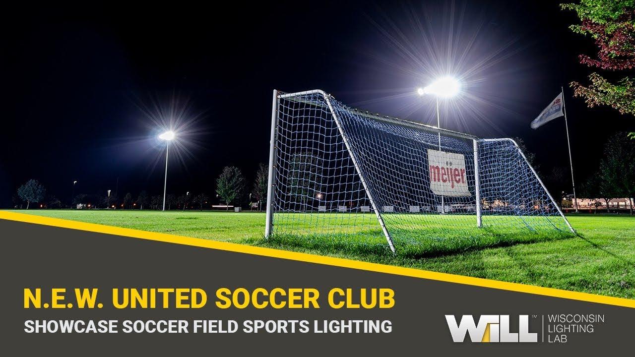 Soccer Field Lights Lighting Packages Professional Grade
