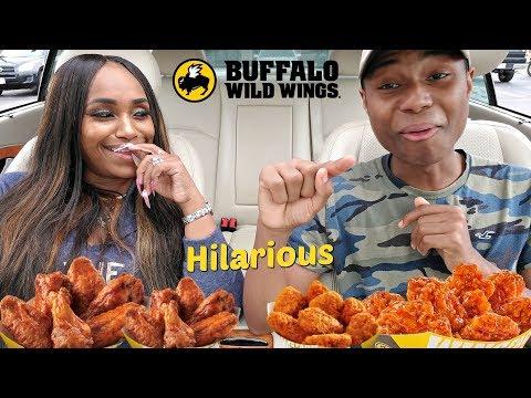 Buffalo Wild Wings Mukbang Starts @ 22:43