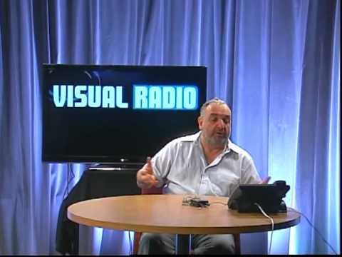 Hitchcock and The Girl film discussions with Frank Dello Stritto and Joe Viglione on Visual Radio