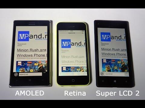 AMOLED Vs IPS Vs Super LCD 2