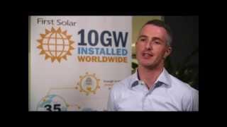 First Solar Weipa Solar Plant